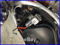 02-18 Harley Davidson V-rod Rear Air Ride Kit Pre Wired&plumbed 5.6 Travel Vrod