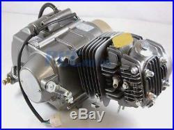 125CC ATV PIT DIRT BIKE MOTOR ENGINE XR50 CRF50 XR70 CRF70 125 H EN17-Basic