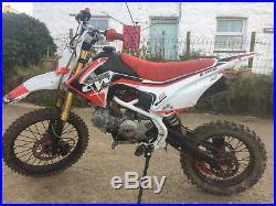 140cc CW dirt bike