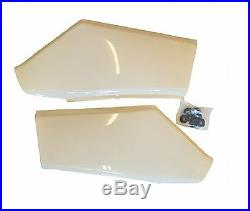 1500 Honda GL1500 Goldwing RAW Left & Right Body/Battery Side Covers+Grommets