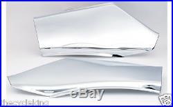 1500 Honda GL1500 Goldwing chrome Left & Right Body/Battery Side Covers Panels