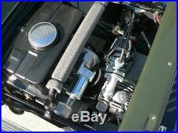 150cc WWII Willys Army Jeep Replica 2WD Semi Auto Golf Cart Buggy Go Kart UTV
