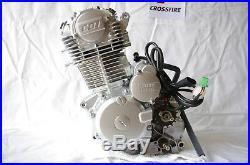 169FMM 250cc Zongshen OHC Air Cooled Engine Motor Motorbike Motorcycle Chinese