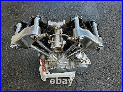 1937 Harley Davidson Knucklehead Engine (completely Restored) (mint Condition)