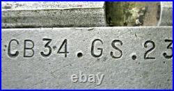 1954 Bsa Gold Star Cb 500