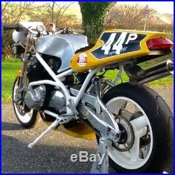1979 Harris Magnum 1 1260 Suzuki engine