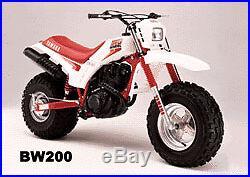 1985-1988 Yamaha BW 200 BW200 Big Wheel Plastic Kit