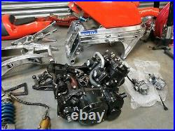 1992 Spondon Race Gp Frame Chassis Yamaha Rd350 Banshee Hybrid Project