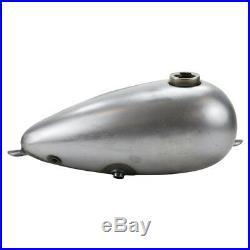 2.1 Gal. Narrow Alien Gas Tank chopper bobber sportster triumph xs650 cb750 bsa
