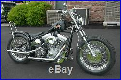 2.5 Gallon Frisco Peanut Bobber Chopper Custom Fuel Gas Tank Harley Sportster XL