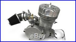 2 STROKE 66CC 80cc High-Performance Racing Engine Motorized Bicycle 3.0 HP