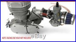 2-Stroke 66cc 80cc Engine Upgrade Horsepower Kit Up To 10 HP. Motorized Bicycle
