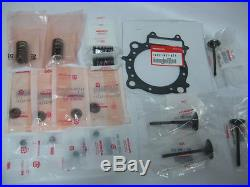 2002-2006 HONDA CRF450R COMPLETE OEM VALVE KIT WithGASKET
