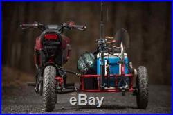 2014-2019 Honda Grom Motorcycle GUS Utility Sidecar