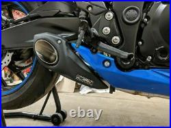 2016-2021 Suzuki GSX-S 750 CS Racing Full Exhaust Headers + dB Killer (+4.2hp)