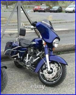 22 Backrest Sissy Bar Harley Touring Road King Street Electra Glide Ultra Fl