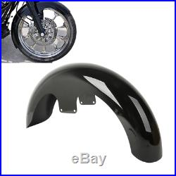 23 Wrap Custom Front Fender For Harley Touring Electra Street Glide Road King