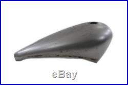 3.8 Gallon Curved & Stretched Chopper Softail Rigid Custom Gas Fuel Tank Harley