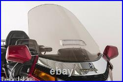 34 TALL Clear Vented Windshield Honda GL 1500 Gold Wing GL1500 Goldwing