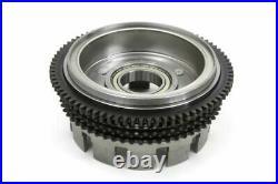 4 Speed Sportster Clutch Basket Drum Shell Hub Alternator Rotor Magnet 36791-84