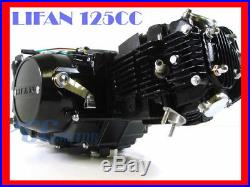 4 UP! LIFAN Manual 125CC Motor Engine XR50 CRF50 XR Z 50 CT70 70 V EN18-BASIC