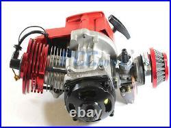 49cc 2 Stroke High Performance Big Bore Stage 3 Engine Motor Pocket Bike En07