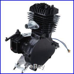 50cc 2-Stroke Cycle Gas Motor Bike Bicycle Motorized Engine Kit 1.15Kwith5000r/min