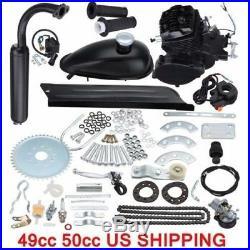 50cc Gas Motor Motorized Engine Kit 4 Occ Schwinn Chopper Stingray Bike Bicycle