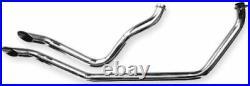 70-84 Ridgid Frame Shovelhead UPSWEEP EXHAUST PIPES Made in USA Chopper 730CA