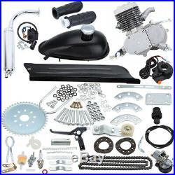 80cc 2-Stroke Cycle Gas Motor Bike Bicycle Motorized Engine Kit 2.5Kwith5000r/min