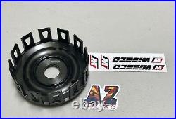 92-07 Honda CR250 CR 250 Wiseco Heavy Duty Billet Clutch Basket Fiber Spring
