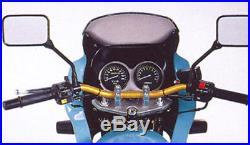 ABM Superbike Lenker Umbau Kit für SUZUKI GS 500-E Fahrzeugtyp GM51B