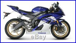 AKRAPOVIC GP-Style Slip-On Exhaust System (Titanium) Yamaha YZF-R6 (2006-2015)