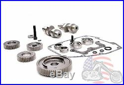 Andrews 26G S&S Gear Drive Driven Cam Cams Installation Kit Harley TC 88 Engine