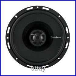 Aquatic AV Bluetooth 5BT Radio Rockford Fosgate P1650 6.5 Speaker Package 98-13