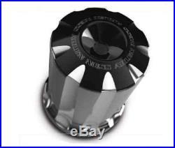 Arlen Ness Deep Cut Black Re-Usable Oil Filter Housing Harley Big Twin & XL 84-1