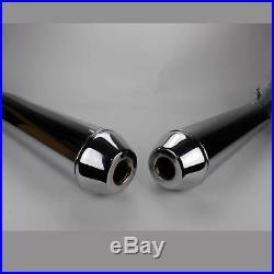 Auspuff Set BMW R60/6 R75/6 R90/6 R90S R60/7 R75/5 R80/7 Endtopf exhaust Oldtime