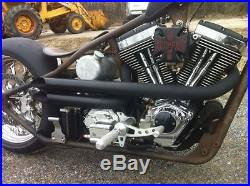 BDL Mid Controls CFL WCC K. D. Engineering occ West Coast Choppers Mid-controls