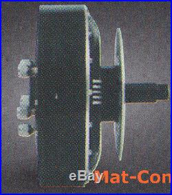 BLDC Felgenmotor Radnabenmotor 10 12 13, Speichenmotor 205 260, bis 8KW, 80Nm
