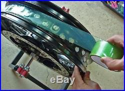 BMW F800GS Spoke Wheel Tubeless Kit FR21215 OUTEX
