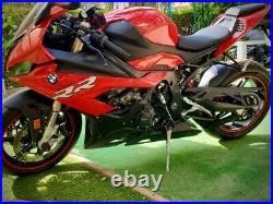 BMW S1000RR 2019-2020 Cat Cover Lower Belly Pan Fairing Extension