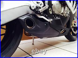 BMW S1000RR CS Racing Full Exhaust System + Header 2010-2014 Best Sound Ever