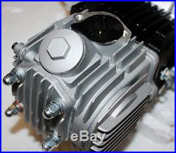 BT 110cc 4 Gears Up Kick Start Semi Auto Engine Motor PIT PRO Quad Dirt Bike ATV
