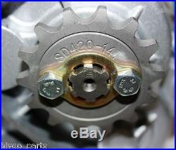 BT 125cc Auto Engine Motor 4 Gears Up Kick Start Semi PIT PRO Quad Dirt Bike ATV