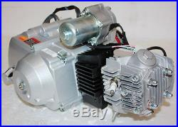 BT 125cc Fully Auto Forward ONLY Engine Motor PIT QUAD DIRT BIKE ATV DUNE BUGGY