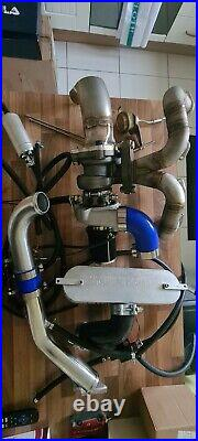 Bandit 1200 / gsxr 1100 Turbo system