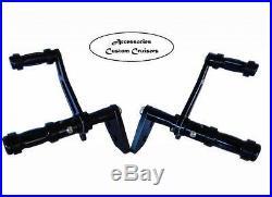 Billet Aluminum Forward Controls Harley Dyna Street Bob 2006-17 Fxdb Hdm841sb1