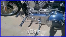 Billet Aluminum Forward Controls Harley Dyna Super Glide 2000-2015 Fxd Fxdxi