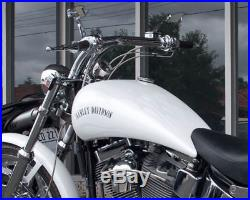 Black Acewell Tacho Digital Speedo Cafe Racer Suzuki Honda Yamaha Kawasaki UJM