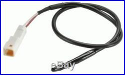 Black Digital Acewell Tacho Speedo Gauge Triumph Norton BSA Cafe Racer Bobber